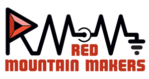 Red Mountain Makers logo